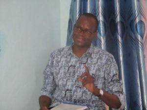 Docteur HEBIE Mamadou, du Burkina, (Cour Internationale de Justice)