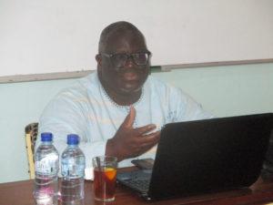 Professeur ALLA Koffi, de la Côte d'Ivoire (Université Félix Houphouët Boigny)