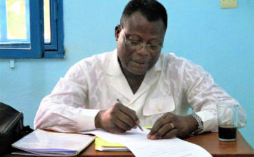 Professeur COULIBALEY Babakane, du Togo (Université de KARA)