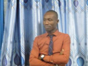 Professeur OUATTARA Aboudramane, de la Côte d'Ivoire (Université Félix Houphouët Boigny)