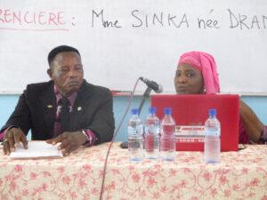 Conférence Mme SINKA 2019