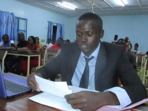 BICTOGO Inoussa Licence 3 privé Thème Le recouvrement de la dette publique intérieure en droit OHADA