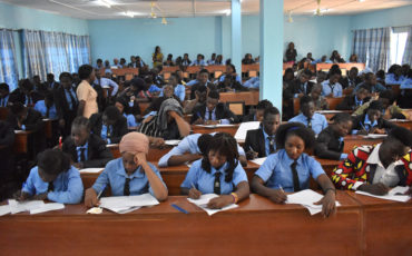 Etudiants en situation d'examen
