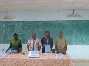 OUBDA Farida Yassimina Licence 3 privé La protection de l'enfant au regard du droit du travail cas du Burkina Faso