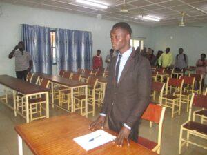 OUEDRAOGO Oumarou Licence 3 public Thème Le rôle du Conseil de sécurité dans la répression des crimes internationaux