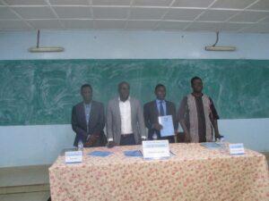 TRAORE Jean Licence 3 public Thème Les implications juridiques du différend frontalier entre le Burkina Faso et le Niger